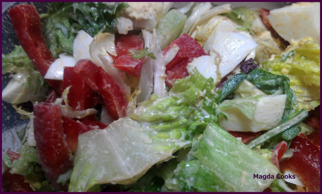 71 work salad