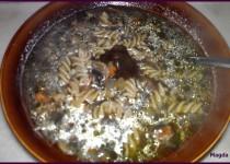 Magdas' Mushroom Soup