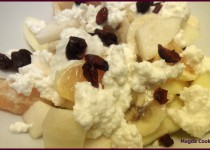 Fruit Salad with Cream Cheese
