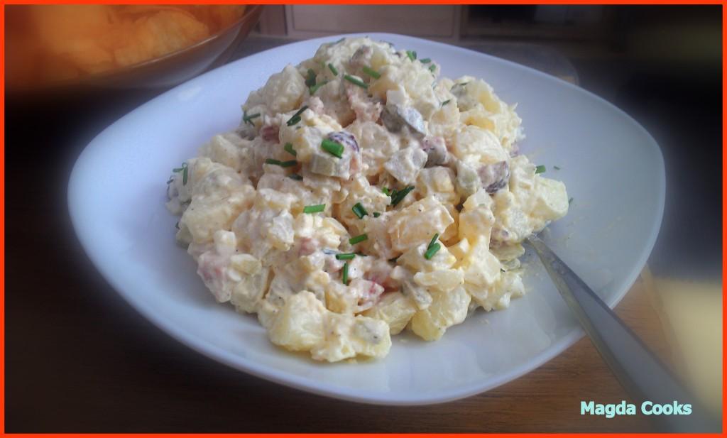 90 potatoe salad
