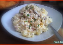Magda Cooks Variation on the subject of Potato Salad