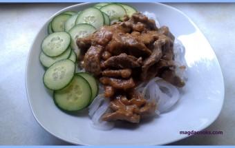 102 Satay Beef