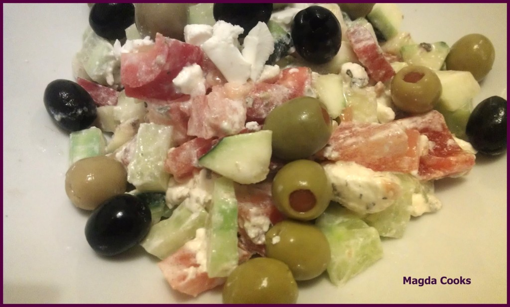 67 greek salad