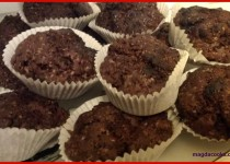 Magda's Antidepressant Chocolate Muffins